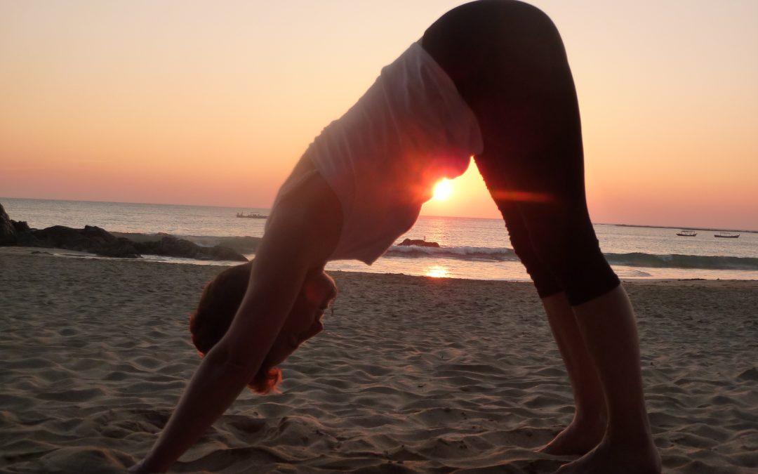 Human Body and Yoga